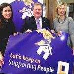Jonathan Craig MLA backs @KeepSP_NI with @OakleeTrinity #SupportingPeople funds 40 schemes in Lisburn #DUP14 http://t.co/VPCpCHclfi