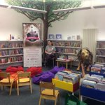 Bring the kids to the Holywood Arches library to hear C.S Lewis books read by the wonderful Rosie @Young_at_Art http://t.co/t1qKy4Sjp4