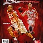 #PROB J8 #Lille vs Boulazac : Today is not game day. ITS WAR DAY ! Soyons à la hauteur de notre nom #RedGiants http://t.co/iotRQe9J3V