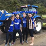 """#coyb """"@james_barton_: Blue tractor on Bournemouth beach. Its a sign. #itfc http://t.co/MIwvQDihBy"""""""