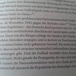 Heute vor 72 Jahren. Kurze Info zum Propagandaspiel, dass das @DFB_Team so sehr feiert. #keinFußball http://t.co/Z3MmykKOHY