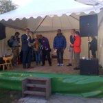 De kanjers van #krimpen worden in het zonnetje gezet door wethouder Marco Oosterwijk. http://t.co/xSJIANjMfE