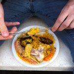 Une paella froide ? #Warmbox est là pour vous la réchauffer #Swlille #edhec #edhecgreenmind http://t.co/OivGJQhXaa