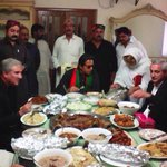 Feasting with feudals and Pirs and making tall claims of emancipation of Sindhi peasants at the same time.  @a_siab http://t.co/w0GpMNCEMW