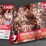 Todays edition of The Robin is dedicated to the fans, thank you for your support! #ctfc http://t.co/G3wktfBf0w