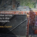 Pakistan Hindu Council strongly condemns the torching of Hanuman temple in Tando Mohammad Khan http://t.co/dliOcD0uF8 http://t.co/1NSPdUcAkZ