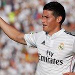GOOOOOOOOOOL de @jamesdrodriguez! El 10 abre la cuenta Eibar 0-1 Real Madrid http://t.co/y8Z0JylRU1 http://t.co/Qo5XDDEPLT