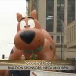 We see you Scooby! #QCAParade http://t.co/cWh4bZFC1G