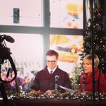 Were thrilled to have @kwqcnews broadcasting live for the festival of trees parade! http://t.co/2WypCjc7We