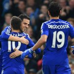 FULL-TIME Chelsea 2-0 WBA. The Blues go 7 points clear after extending their unbeaten run in the #BPL to 15 matches http://t.co/148IwsSVVn