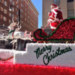 Whats a Christmas parade without Santa? #RaleighParade http://t.co/EWbBGeDBPy