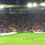 3,200 Sunderland fans at Leicester today. #safc http://t.co/j3IG0PeAc4