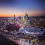 Flying in #Cincinnati @Reds @Bengals @CincinnatiMag @daytondailynews #drones http://t.co/SIEKEZNjzm