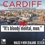 Getting too excited to do anything now.... #WALvNZL #CymruAmByth http://t.co/fpXBAIGUFG