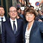 François Hollande sifflé et hué à Lille > http://t.co/rXvrCJdil8 http://t.co/u2Iz6GpzFr