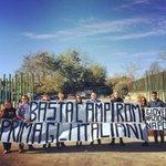 Non è razzismo, ma esasperazione! Basta degrado! #Napoli #FdIAn #GioventùNazionale #PrimagliItaliani @GiorgiaMeloni http://t.co/M4oGaY2sqr