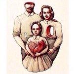 #كاريكاتير معبرعن قلب الأم وعقل الأب..  اللهم احفظ والدينا واغفر لهما وألبسهما لباس الصحة والعافية http://t.co/pAnWaIudJ5