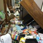 長野市やばい。家ぐっちゃぐちゃ。震度6弱の脅威。 http://t.co/cf32teHswj