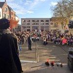 Sinterklaas is nu ook in Bemmel: samen met vele kinderen Sint met heel veel Pieten welkom geheten! http://t.co/LdheBOaWi5