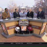 Great scene @Harvard for ESPNs @CollegeGameDay for @Ivy_Athletics #TheGame. http://t.co/hE6GfPckIj