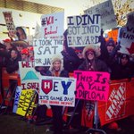 Hey its Gameday!! Live from the ESPN College Gameday broadcast at Harvard! #HarvardYale #IvyRivalry #BCEmceeEliz ???? http://t.co/c0xNH0r61k