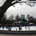 Boston Common Frog Pond to opens today (Saturday) http://t.co/JG06ZOA06i http://t.co/mednS89DTx