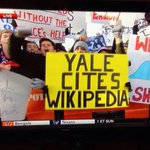 Looks like the gloves are off at #HarvardYale on @CollegeGameday. #TheGame http://t.co/cxfKkod86j