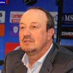 """FOTO RAFA - #Benitez """"Pensiamo solo a vincere"""" #ForzaNapoliSempre @rafabenitezweb http://t.co/iX3zt1oMWI"""