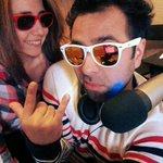 En el #MatinaldelaPatagonia junto a @Patysarabia por la 104.1 la mejor radio @radiopatagonia http://t.co/7cBg8FQXdS