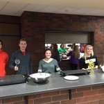 Our FBLA chefs are making some great pancakes in the commons today for March of Dimes! $7 donation #bettpride http://t.co/HJOosRRS6v
