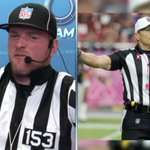 """Just found out the legend Mr Ed Hochuli will be our ref mañana.. I hope he remembers his favorite """"brother"""", """"Ted"""". http://t.co/7jAlQhc6MG"""