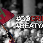 Game day. Lets hear it. #BeatYale #GoCrimson http://t.co/tQct938Lj7