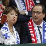 #FRASUI : chaude ambiance à #Lille autour du double en finale de la #CoupeDavis VIDEO ICI =>http://t.co/nBf1dynkvt http://t.co/pM2Mi5wrG1