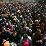 BJP rally today in Kishtwar attended by 1.5 lakh people. Yes, as Modi starts campaigning, the game starts changing. http://t.co/n13t2VW1eL