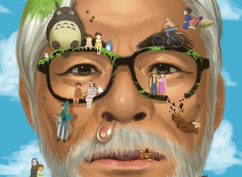 Un documental nos permite ver a #HayaoMiyazaki en el estudio Ghibli antes de su retirada http://t.co/LngriRrTDf http://t.co/vCD0alsCEG