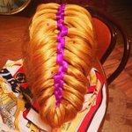 Шикарная коса(колосок с лентой)???? #коса #плетение #прическа #красноярск #89509979758 #красноярск http://t.co/xDqHtabo3t