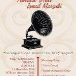#WelcomeConcert2014 | 11/12/2014 | 19.00-selesai | at Stage Tedjokusumo UNY | presale 15K OTS 20K | info @himasikuny http://t.co/wjWDdE71Jj