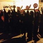 #Bahrain #14Feb A2 #عالي حرائر الفخار يعلنَّ رفضهن للمهزلة الإنتخابية ويشاركن بكثافة بمسيرة #عصيان_الحرية http://t.co/0wNQiuDrQz