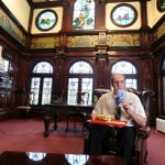Inside the secret dining room in Cardiffs Burger King thats fit for royalty: http://t.co/iUhE1DcsrE http://t.co/lwQR9sa5S9