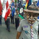 En la actualidad existen 40 grupos Scouts en Panamá @MiDiarioPanama http://t.co/v2Eb3InV1G