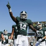 Michigan States Tony Lippett starting at cornerback and receiver on Senior Day http://t.co/81xS6cjEhs #Spartans http://t.co/gJ6s0VI9hH