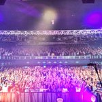 Absolutely bonkers crowd in Birmingham last night http://t.co/VkJjfVAhUf