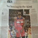GOOD MORNING Cleveland #Wizards http://t.co/3Ce2WQxmLu