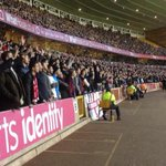 """""""@FBAwayDays: 2,600 Nottingham Forest fans at Wolves today. #nffc http://t.co/aGQ3LX2G9x""""????????????"""