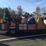 Bassette Elementary enjoys the holiday parade.... http://t.co/v0F6bXkaoe