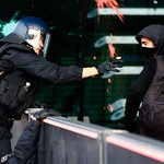 Police pepper sprays protest in #Germany as activists storm new #EU central bank HQ (VIDEOS) http://t.co/bca9dPmQYs http://t.co/PLWslfyHhJ