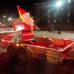 Keep your eyes peeled for MLA @RandyDeloreys float with special guest @DavidMacLeodLib in the Christmas parade! http://t.co/Vj8j2WDqlV