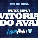 Final de partida no Estádio do Arruda: @santacruzfc 0x1 @avaifc   #TodosJuntosPeloAcesso http://t.co/1DXMPqTY7D