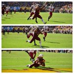Great photos from #ASU of Cam Smiths first TD http://t.co/vMAKpT2h0x