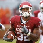 History! @OU_footballs Samaje Perine breaks Melvin Gordons single-game FBS record, rushing for 427 yards! http://t.co/Z1n6TKKSRT